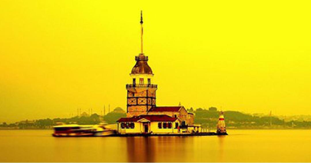 داستان جالب برج دختر در استانبول