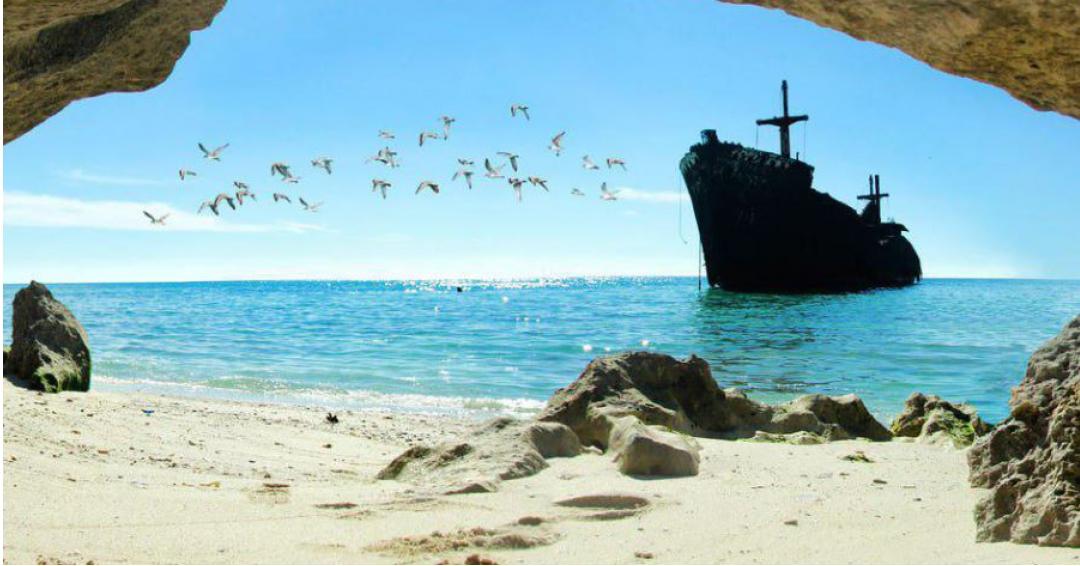 ساحل نیلگون کیش