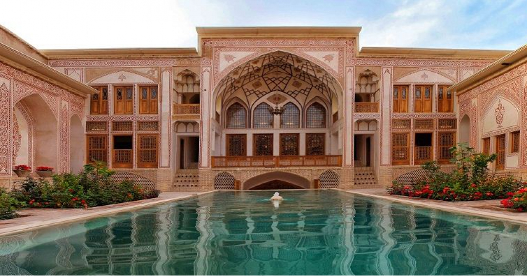 کهنترین بناهای تاریخی در کاشان