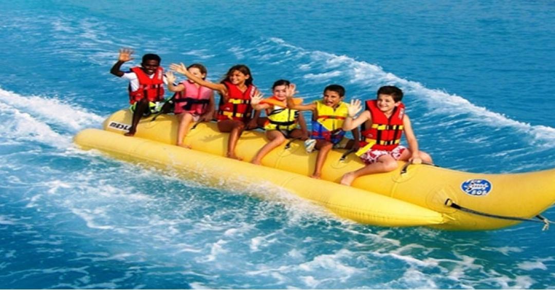 جذاب ترین ورزش های آبی در جزیره کیش