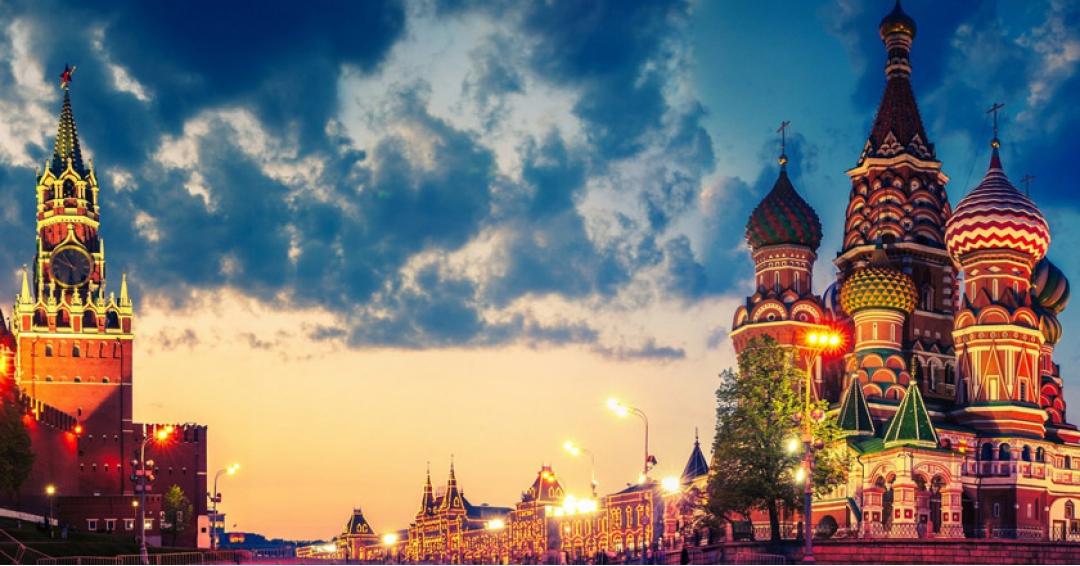 جاذبه های برتر گردشگری مسکو