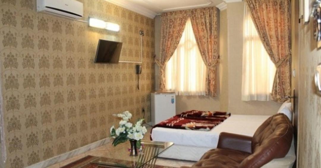 هتل جهان مشهد- آژانس هواپیمایی پاژسیر مجری تور های ورودی به مشهد