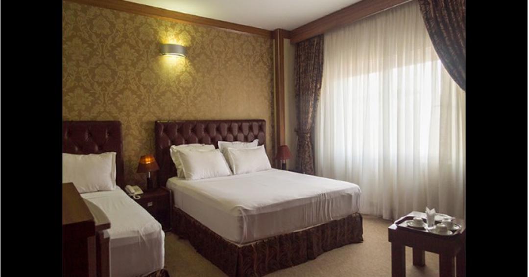 هتل شارستان مشهد - شرکت هواپیمایی پاژسیر مجری تورهای ورودی به مشهد