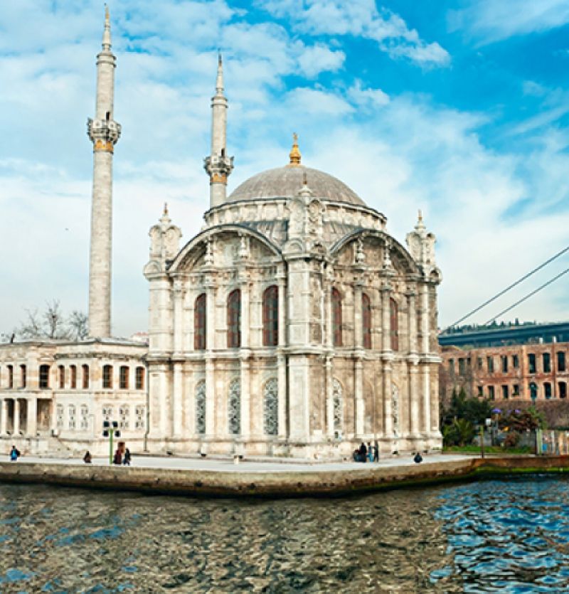 تور استانبول (500نقد+الباقی اقساط)