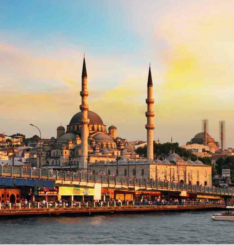 تور استانبول از تهران (اقساط دلخواه)