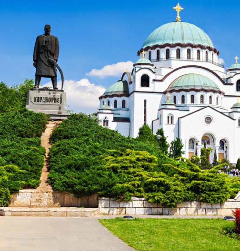 تور صربستان (اقساط دلخواه )