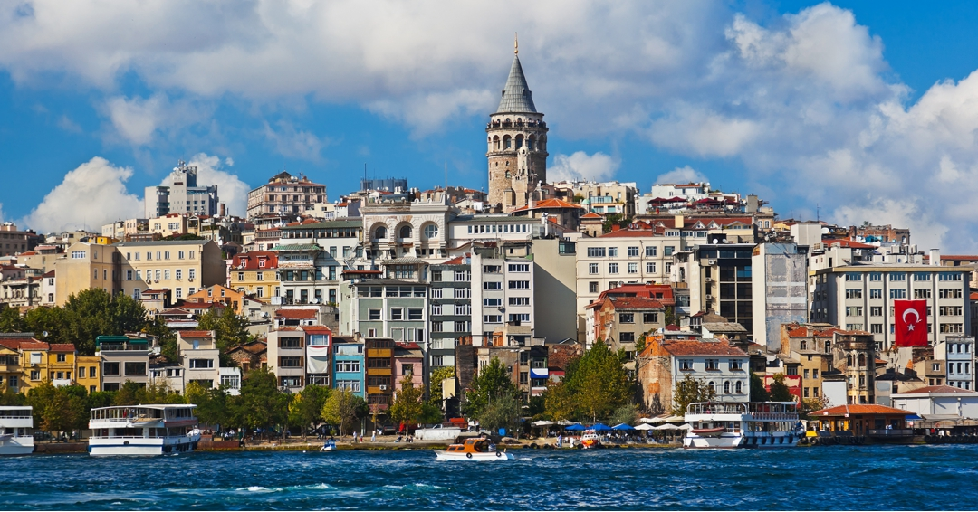 ثبت رکورد جدید در گردشگری ترکیه