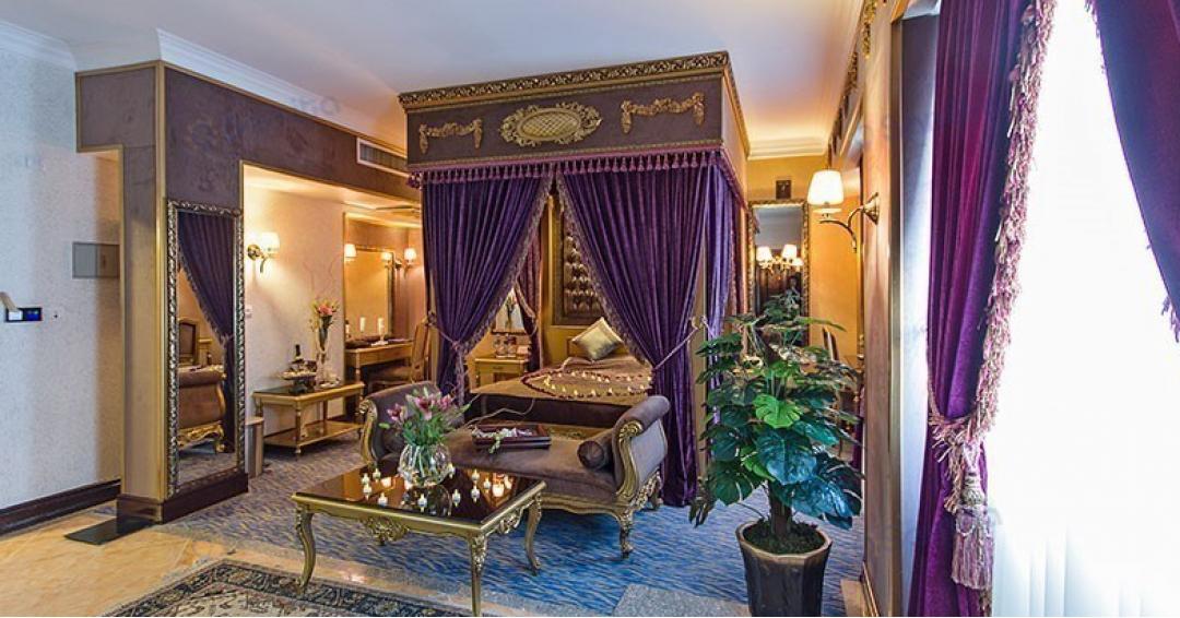 آسایش زائرین در هتل بین المللی قصر مشهد
