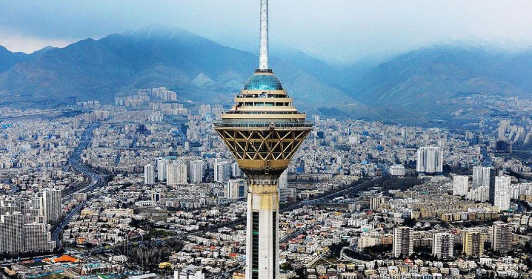 جاذبههای دیدنی گردشگری تهران شرکت هواپیمایی پاژسیر مجری تورهای داخلی قسطی - اقساطی از مشهد