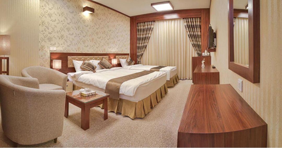 هتل حلما مشهد - آژانس هواپیمایی پاژسیر مجری تورهای ارزان ورودی به مشهد