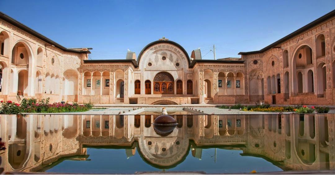 دیدنی های کاشان، شهر فرهنگ و تاریخ - شرکت هواپیمایی پاژسیر مجری تورهای اقساطی از مشهد