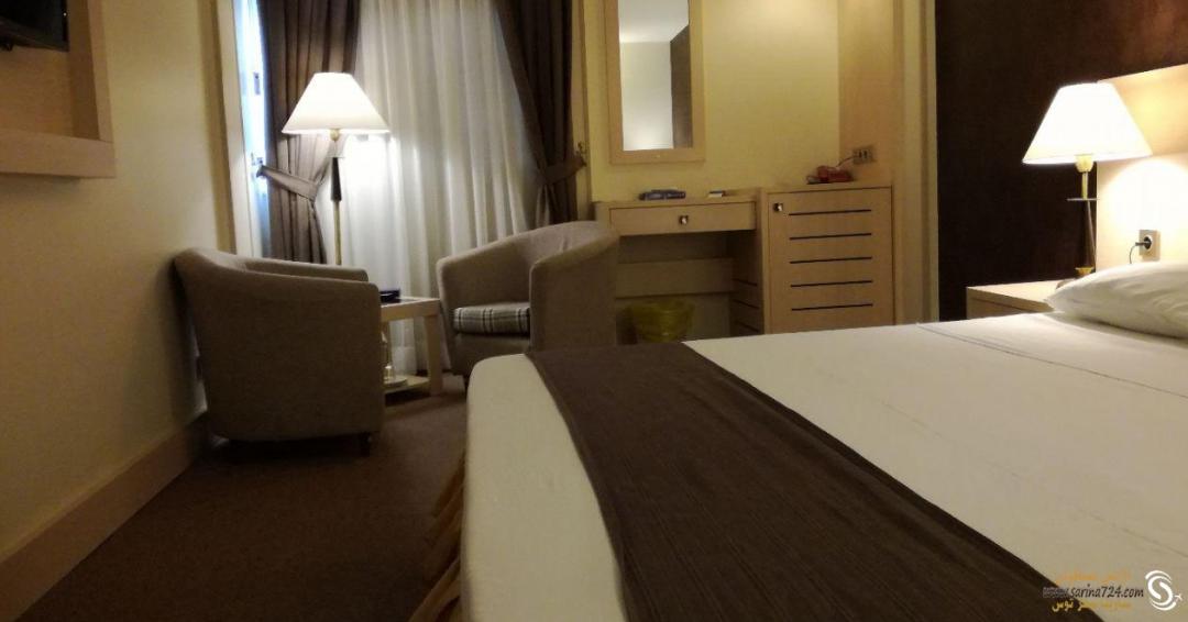 هتل اطلس مشهد - شرکت هواپیمایی پاژسیر مجری ورودی به مشهد