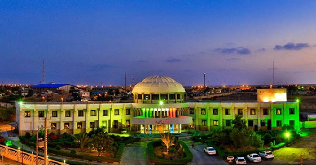 هتل 4 ستاره لاله چابهار - شرکت هواپیمایی پاژسیر مجری تورهای اقساطی از مشهد