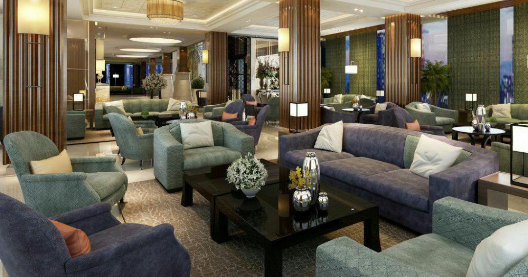هتل 5 ستاره کوروش کیش  - شرکت هواپیمایی پاژسیر مجری تورهای اقساطی از مشهد