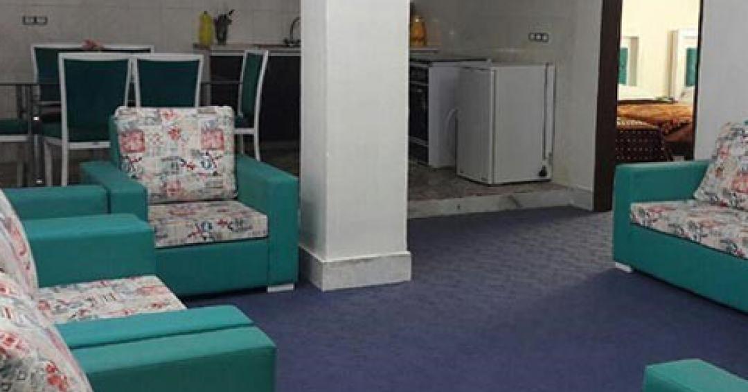 هتل گدروشیا  3 ستاره چابهار - شرکت هواپیمایی پاژسیر مجری تورهای اقساطی از مشهد