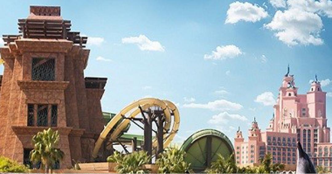هتل 5 ستاره Atlantis  در دبی - شرکت هواپیمایی پاژسیر مجری تورهای اقساطی از مشهد