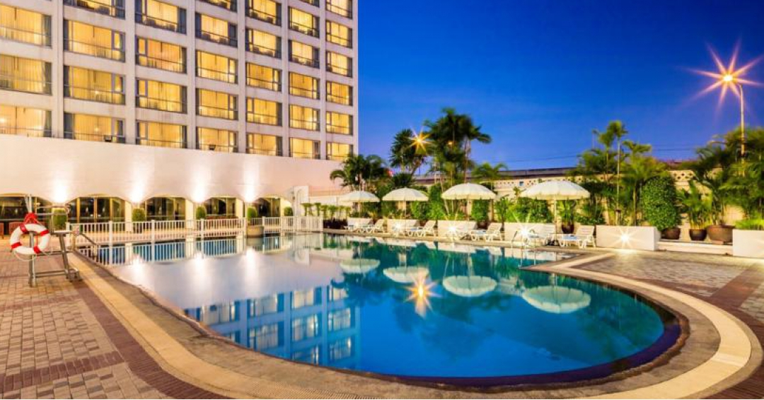 هتل 4 ستاره  پالاس در تایلند - شرکت هواپیمایی پاژسیر مجری تورهای اقساطی از مشهد