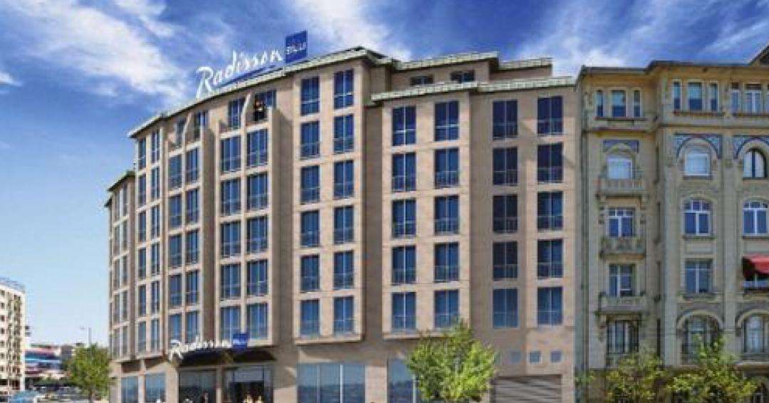 هتل 5 ستاره رادیسون بلو پرا در استانبول - شرکت هواپیمایی پاژسیر مجری تورهای اقساطی از مشهد