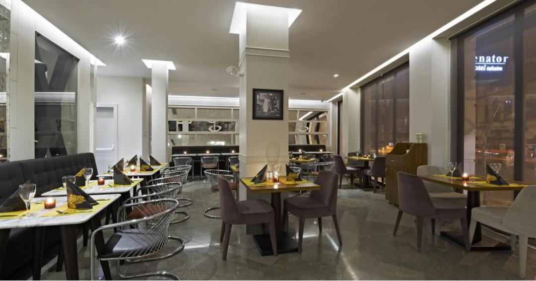 هتل 4 ستاره سناتور تکسیم در استانبول- شرکت هواپیمایی پاژسیر مجری تورهای اقساطی از مشهد