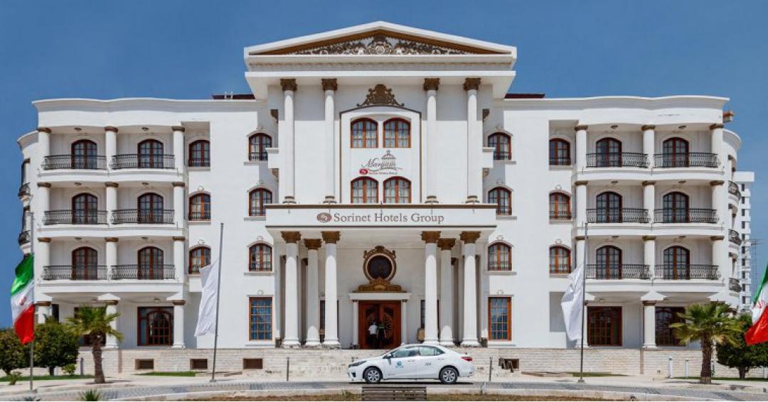 هتل 4 ستاره سورینت مریم در کیش - شرکت هواپیمایی پاژسیر مجری تورهای اقساطی از مشهد