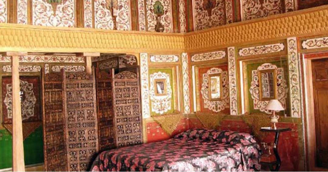 هتل 4 ستاره سنتی ملک التجاردر یزد - شرکت هواپیمایی پاژسیر مجری تورهای اقساطی از مشهد
