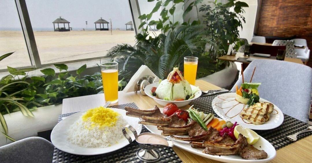 رستوران های کیش - شرکت آژانس هواپیمایی پاژسیر مجری تورهای اقساطی از مشهد