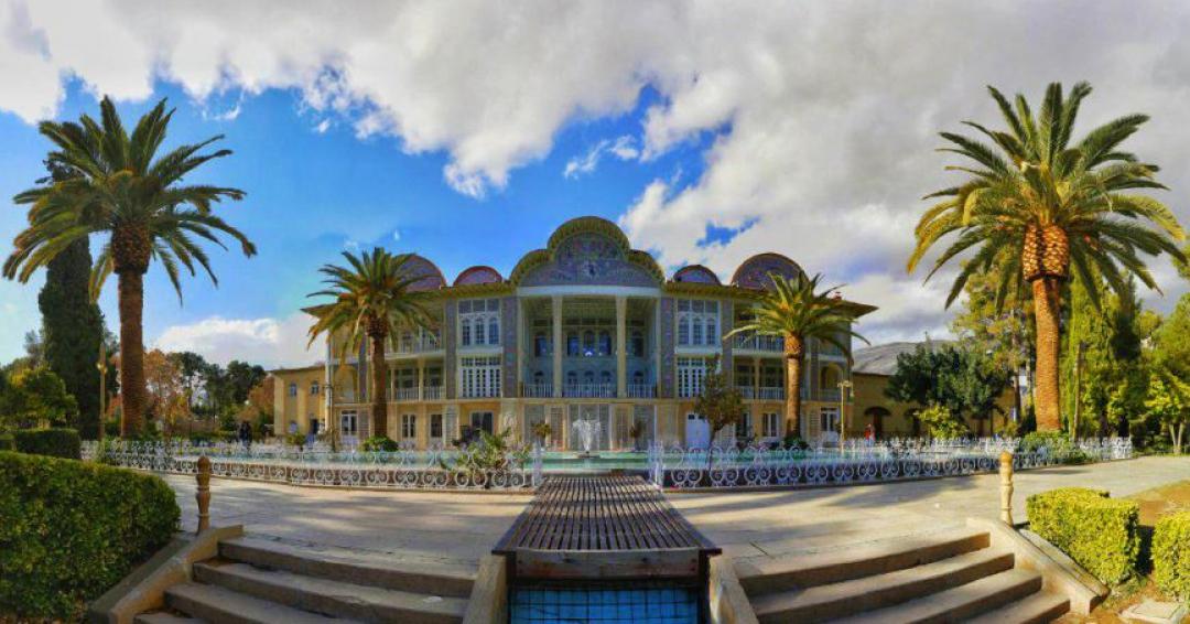 باغ های شیراز - شرکت هواپیمایی پاژسیر مجری تورهای اقساطی از مشهد