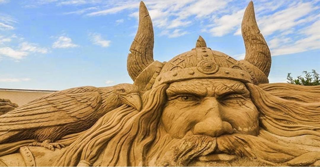 جشنواره مجسمه های شنی آنتالیا - شرکت هواپیمایی پاژسیر مجری تورهای اقساطی از مشهد