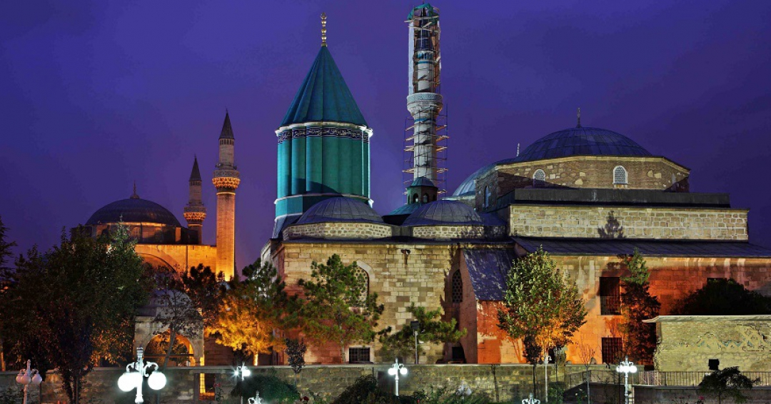 جاذبه گردشگری قونیه - شرکت هواپیمایی پاژسیر مجری تورهای اقساطی از مشهد
