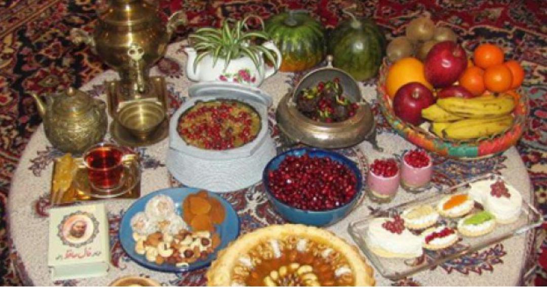 رسوم شب یلدا در اصفهان - شرکت هواپیمایی پاژسیر مجری تورهای اقساطی از مشهد