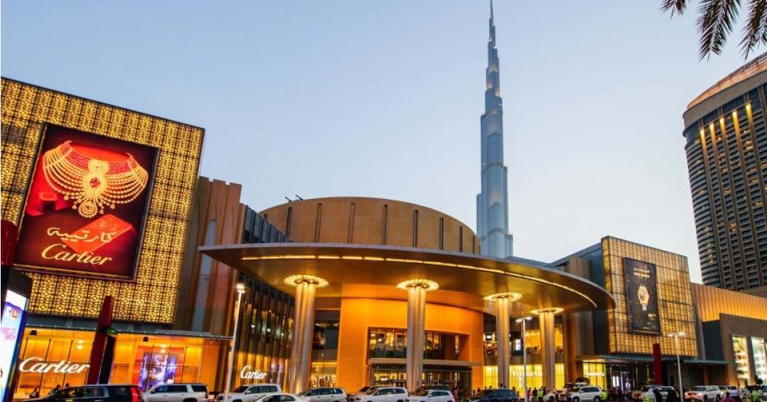 بزرگترین مرکز خرید دبی مال - شرکت هواپیمایی پاژسیر مجری تورهای اقساطی از مشهد