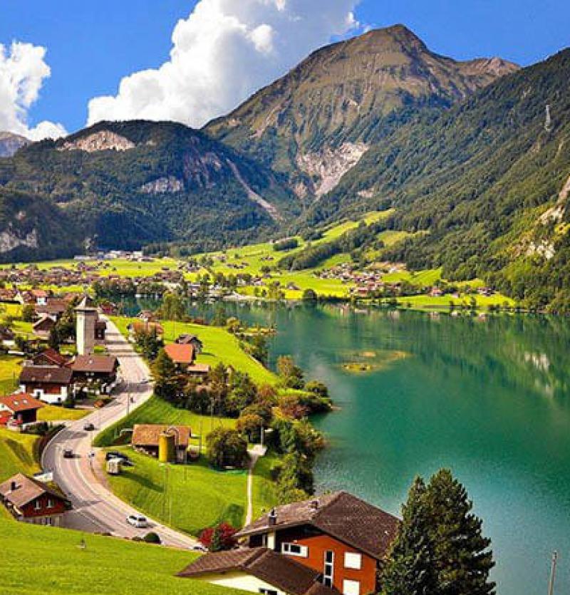 تور سوئیس - شرکت هواپیمایی پاژسیر مجری تورهای اقساطی از مشهد