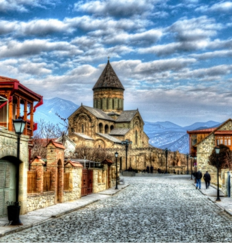 تور گرجستان  - شرکت هواپیمایی پاژسیر مجری تورهای اقساطی از مشهد