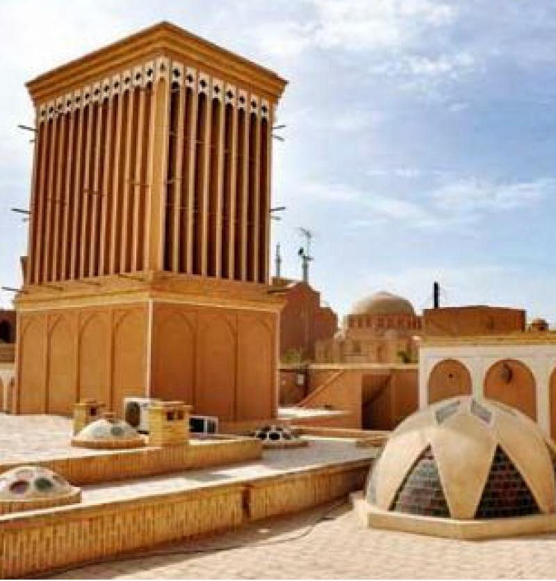 تور یزد - شرکت هواپیمایی پاژسیر مجری تورهای اقساطی از مشهد
