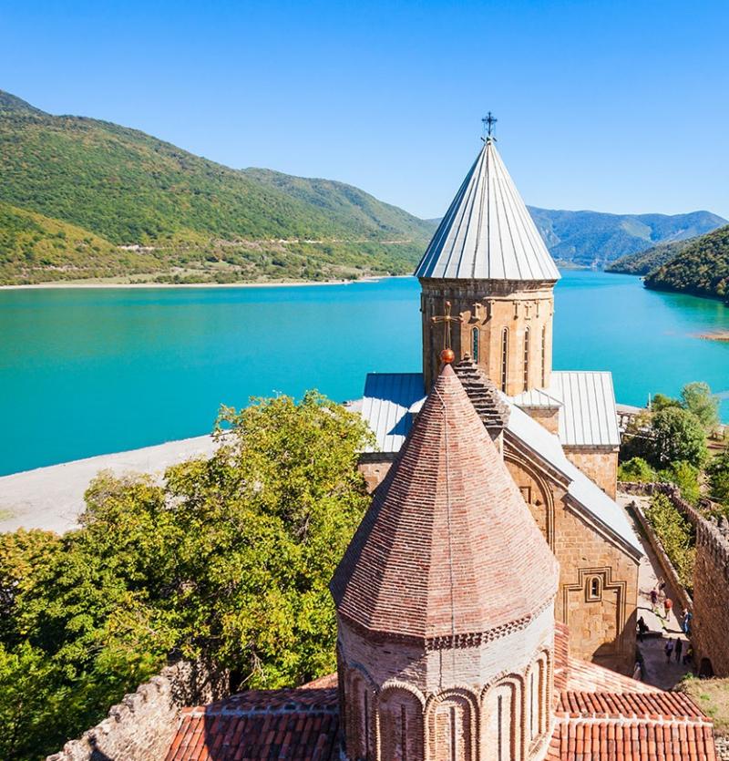 آفرعالی گرجستان - شرکت هواپیمایی پاژسیر مجری تورهای اقساطی از مشهد