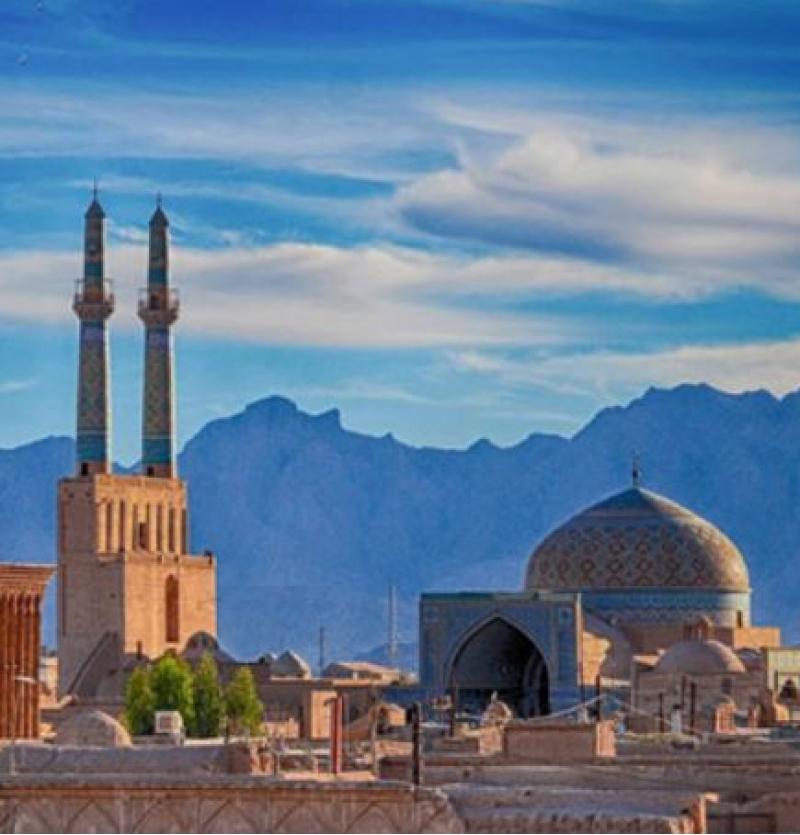 تور یزد  ( 4 روزه ) - شرکت هواپیمایی پاژسیر مجری تورهای اقساطی از مشهد