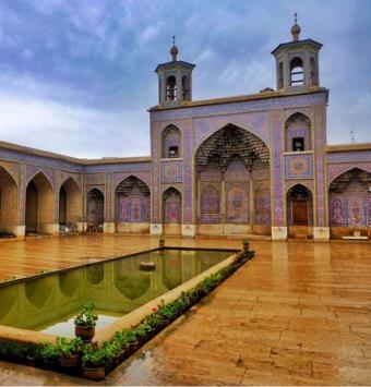 تور نوروزی #شیراز  به صورت هوایی  (3شب و 4روز)  هتل 4* آریوبرزن