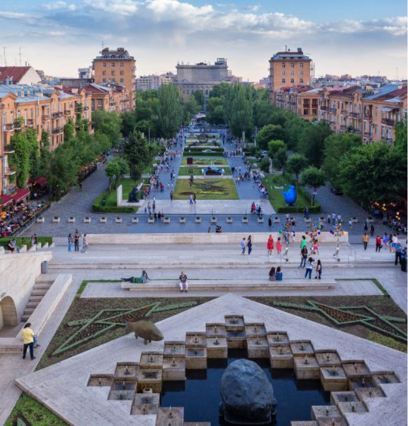 تور زمینی ارمنستان از مشهد  ویژه تعطیلات خرداد - شرکت هواپیمایی پاژسیر مجری تورهای اقساطی از مشهد