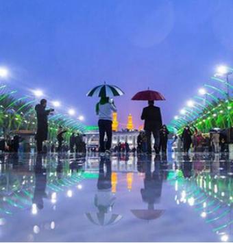 تور کربلا حج وزیارتی  7 شب و 8روز /هوایی از مشهد - شرکت هواپیمایی پاژسیر مجری تورهای اقساطی از مشهد