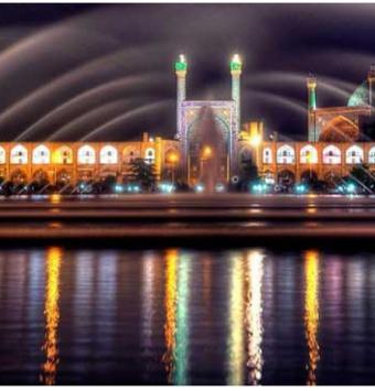 ویژه تعطیلات 22 بهمن تور #اصفهان به صورت هوایی  3شب و 4روز (ویژه دوشنبه )-شرکت هواپیمایی پاژسیر مجری تورهای اقساطی از مشهد