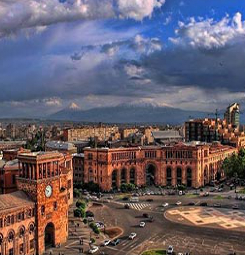 تور ارمنستان  ازتهران با  پرواز آرمنیا 4 روزه تاریخ 1 مهر - شرکت هواپیمایی پاژسیر مجری تورهای اقساطی از مشهد