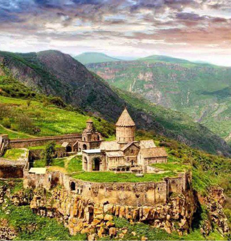 تور تفلیس گرجستان و تور ترکیبی تفلیس وباتومی از تهران (اقساط دلخواه)