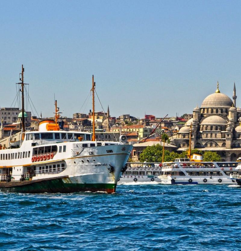 تور استانبول از مشهد (اقساط دلخواه )