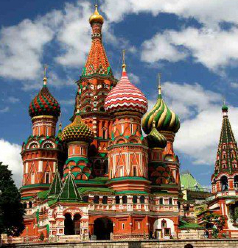 تور روسیه از تهران (اقساط دلخواه )