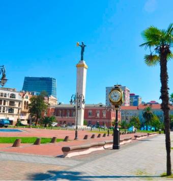 تور گرجستان از مشهد (اقساط دلخواه )